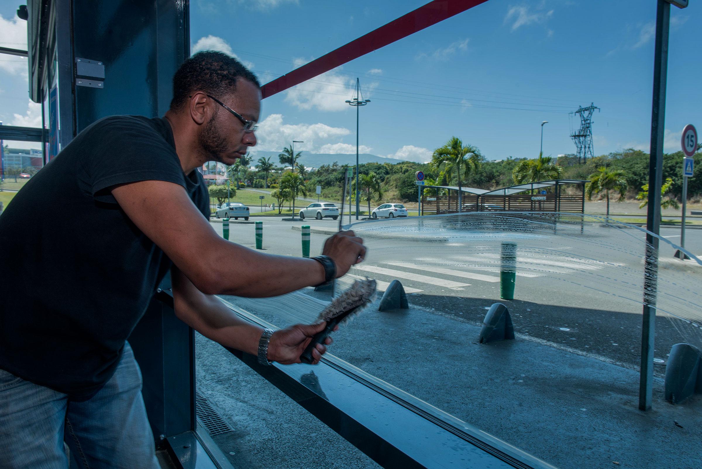 Abc Entretient - Service Nettoyage vitre - Ile de la Réunion