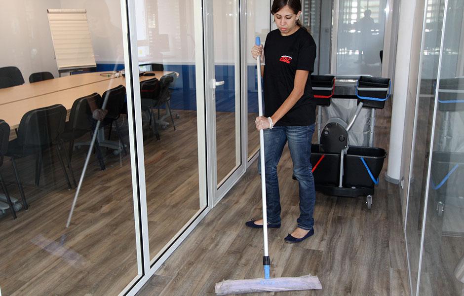 Nettoyage des bureaux abc entretien